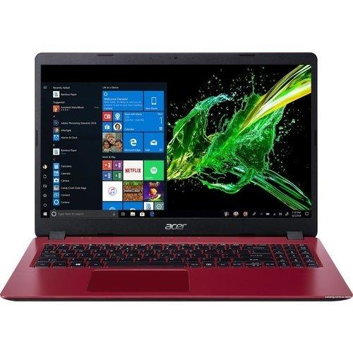 Acer Acer Aspire 3 15.6 i3-10110u / 4GB / 512GB SSD / W10 / Blauw/Rood