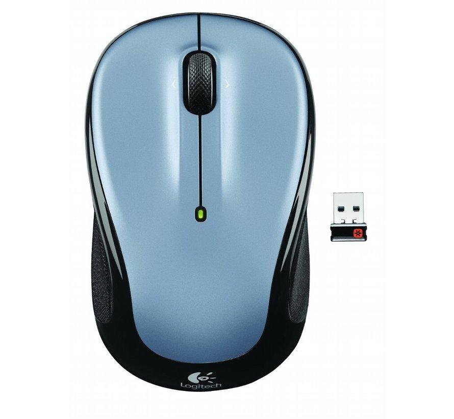 Ret. Wireless Mouse M325 Licht Zilver