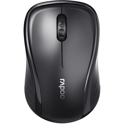 Rapoo Rapoo M280 Wireless Mouse - Black