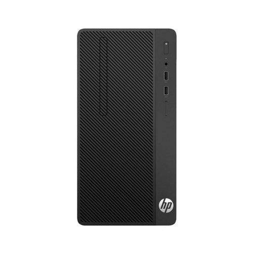 Hewlett Packard HP 290 G2 Desk / i3-8100 / 8GB / 256GB NVME+1TB / DVD / W10P