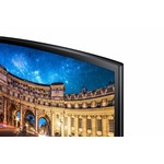 Samsung Mon  24inch CURVED / VGA / HDMI / BLACK