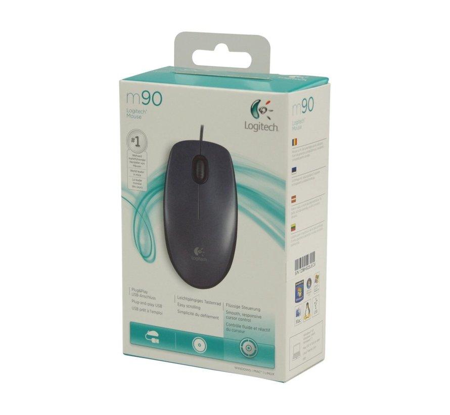 Ret. Mouse M90 Optical USB