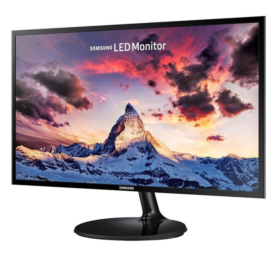 Monitor  24inch / FullHD / HDMI / VGA / Black
