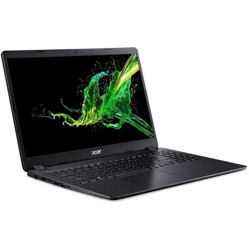 Acer Aspire 3 Black 15.6 F-HD / i3 8130 / 4GB / 256GB / W10