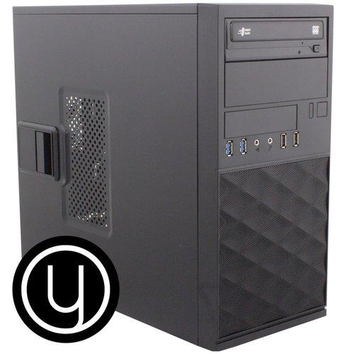 Yours! YOURS BLACK /INTEL I7 / 16GB / 2TB / 480GB SSD / HDMI / W10