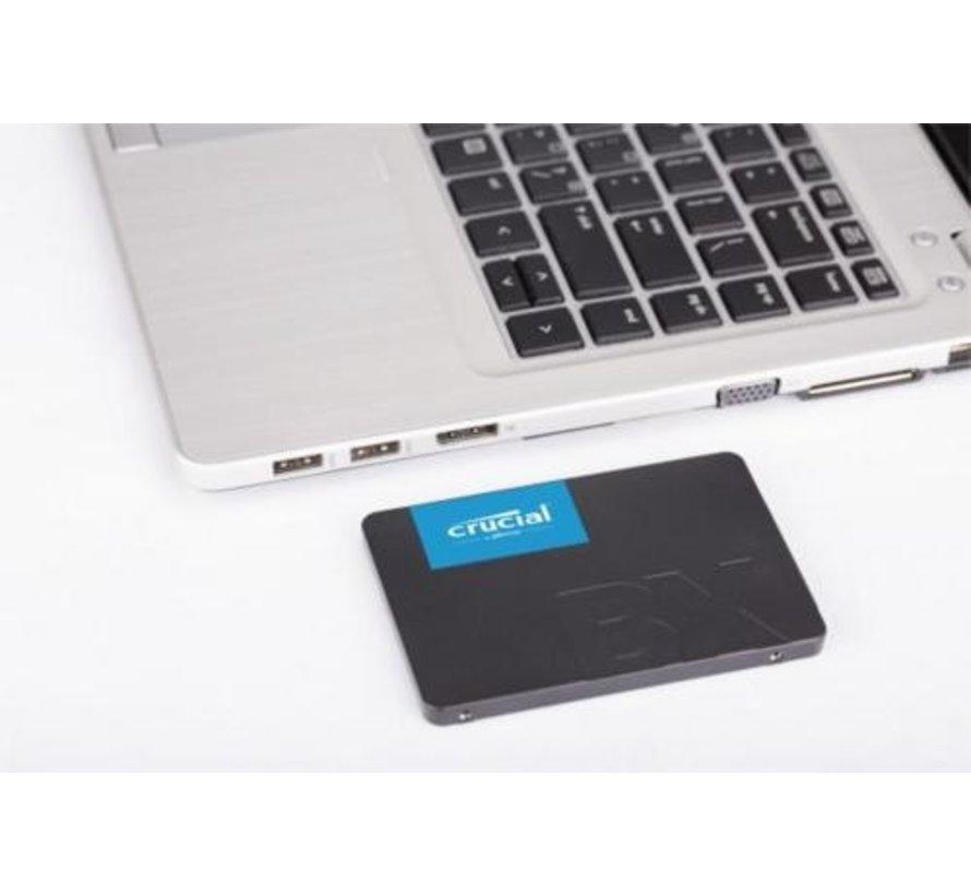 "Crucial BX500 480GB 2.5"" SATA III"