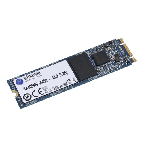Kingston Kingston Technology A400 M.2 480 GB SATA III 3D NAND