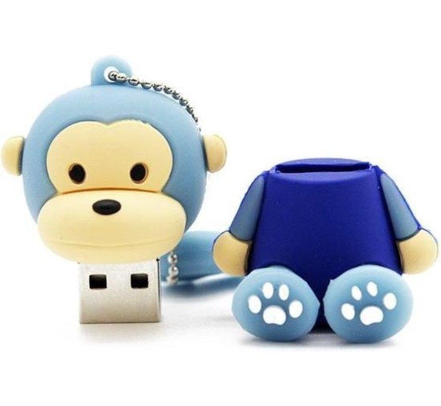 Aap USB stick 32GB verschillende kleuren