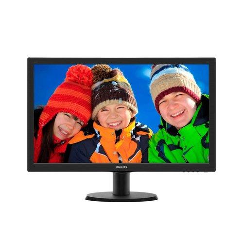 Philips Mon  23.6Inch 243V5LHAB / F-HD / DVI / HDMI / SPK