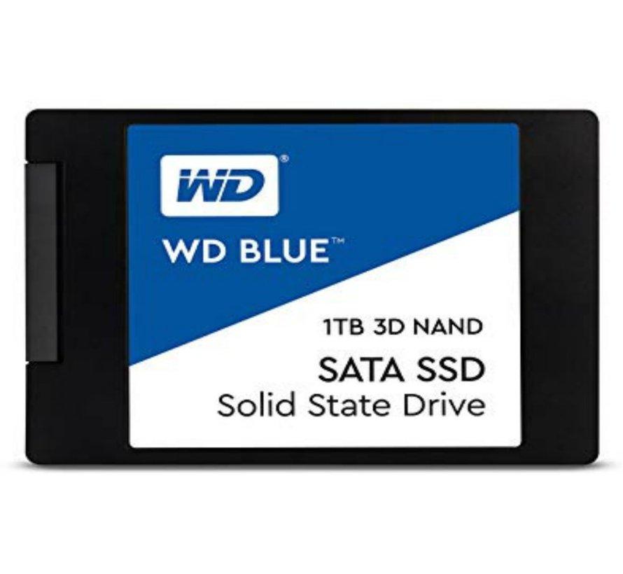 SSD WD Blue 250GB 2.5Inch( 550MB/s read 525MB/s)