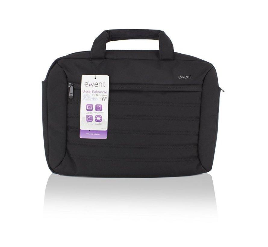 Urban Notebook Bag 16inch Black