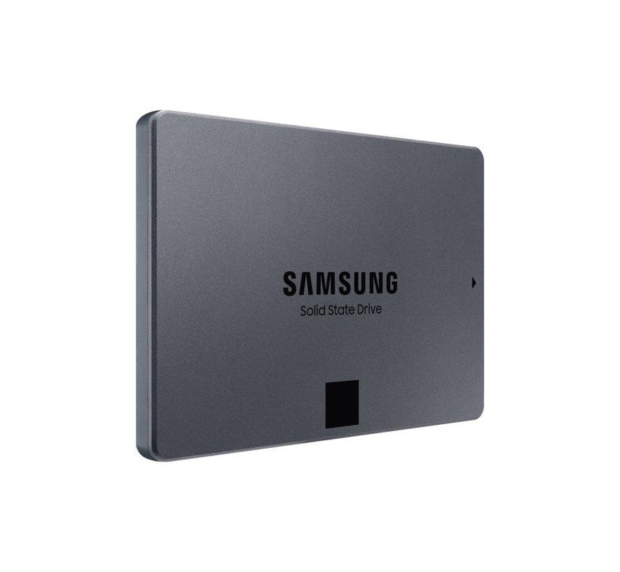 Samsung SSD  MZ-77Q1T0 2.5inch 1TB SATA III QLC