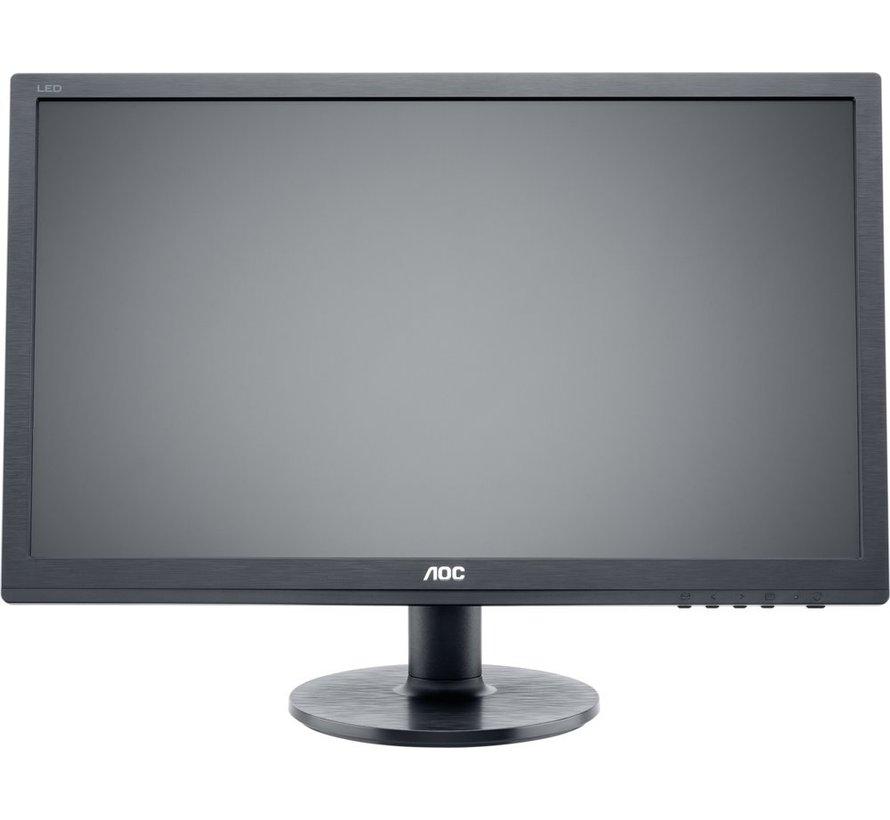 AOC TFT  E2270SWHN 21.5inch / F-HD / VGA / DVI / SPEAKERS