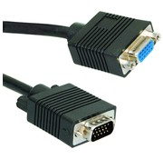 Ewent Ewent 1.8m VGA Extention VGA kabel 1,8 m VGA (D-Sub) Zwart