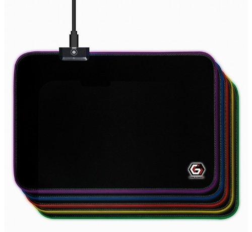 gembird GMB Gaming muismat met LED lichteffect Medium