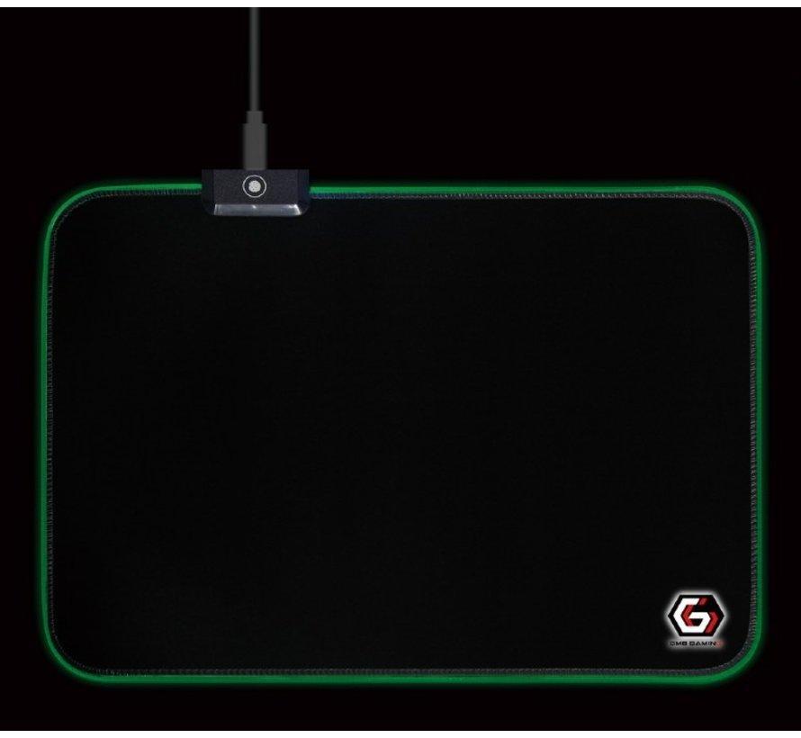 GMB Gaming muismat met LED lichteffect Medium