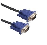 Ewent Ewent ECON-line VGA 1.8m 1.8m VGA (D-Sub) VGA (D-Sub) Zwart VGA kabel