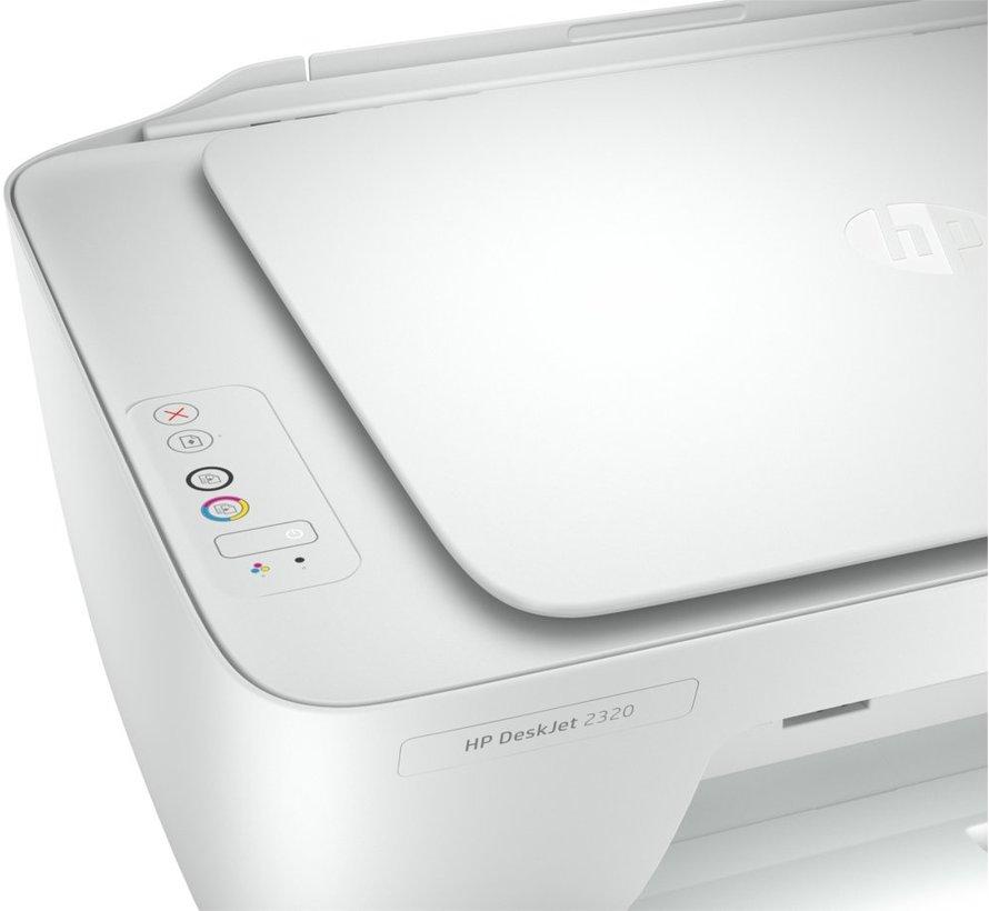 HP DeskJet 2320 AiO / Color / Inkjet