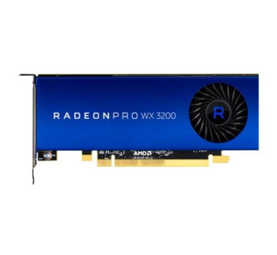 VGA  Radeon Pro WX 3200 4GB GDDR5