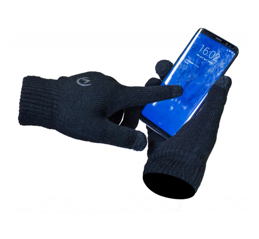 Mobilize touchscreen handschoenen Zwart