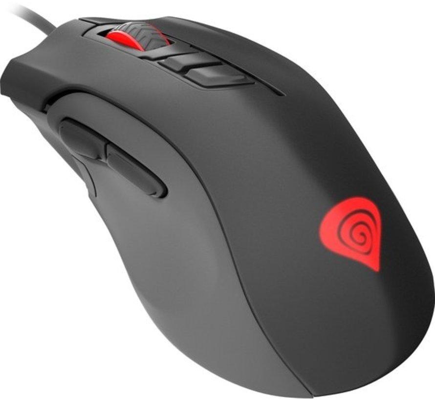 Genesis - Xenon 400 optische gaming muis - 5200 dpi