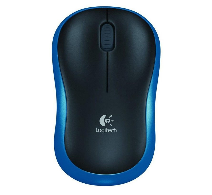 M185 Wireless Mouse Blue