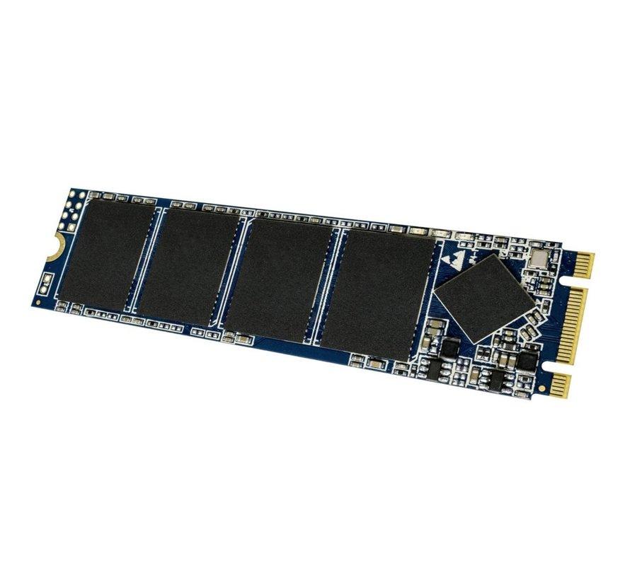 SSD  480GB M.2 ( 550MB/s Read 500MB/s )