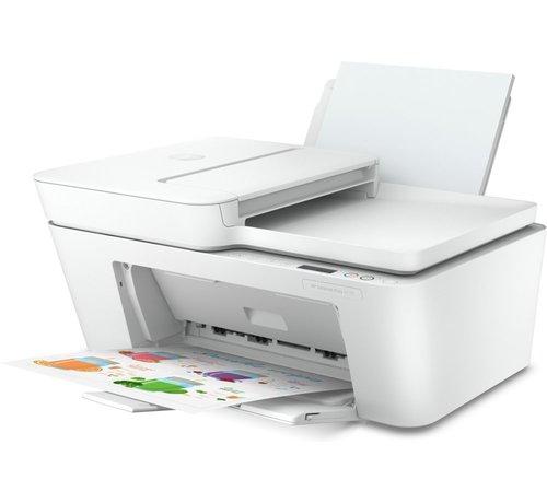 Hewlett Packard HP DeskJet Plus 4110 AIO / WiFi / Auto Doc Invoer / Wit