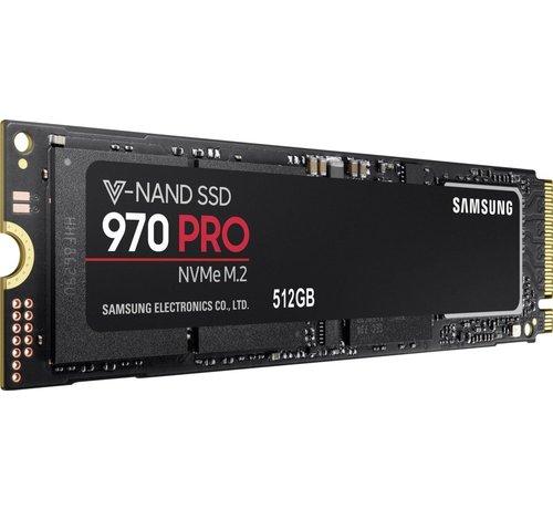 Samsung Samsung 970 PRO M.2 512 GB PCI Express 3.0 V-NAND MLC NVMe