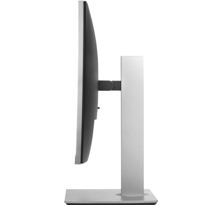 HP EliteDisplay E243i 24Inch 1920x1200 LED Zwart, Zilver