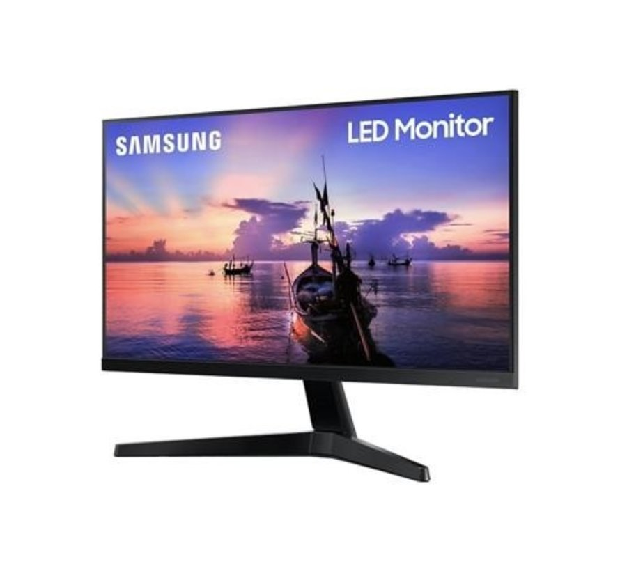 Samsung LF27T350FHU 68.6 cm (27) 1920 x 1080 Pixels Full HD LED Zwart