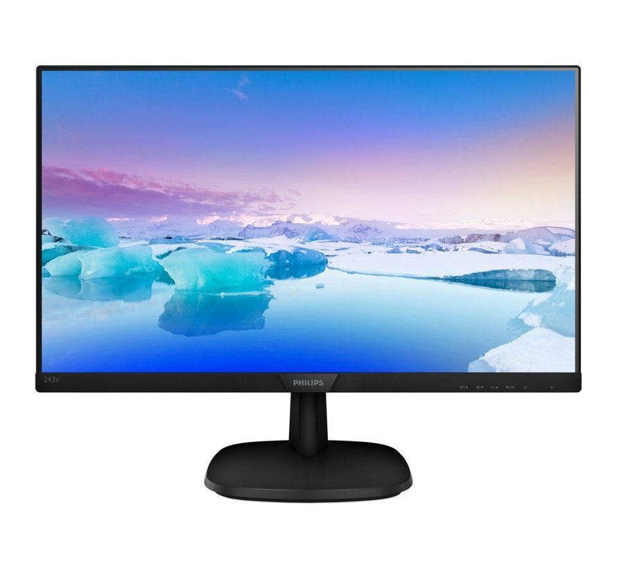 Mon  23.8inch F-HD/ DisplayPort /HDMI / SPK  / VESA