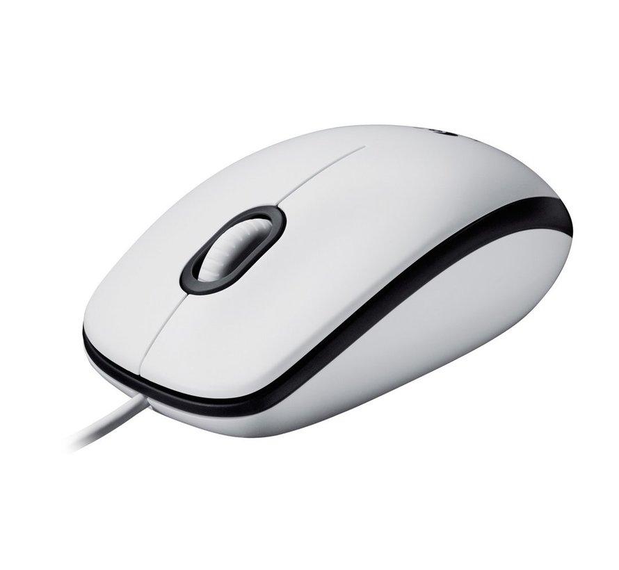 Mouse M100 White