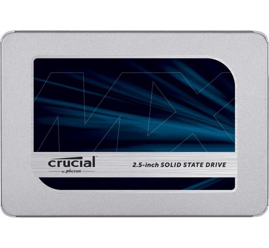 SSD  1TB MX500 560 MB/s Read 510 MB/s