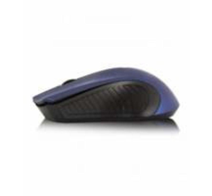 Wireless mouse blue 1000dpi