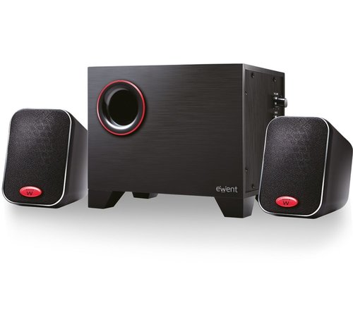 Ewent Speaker set 2.1 AC powered