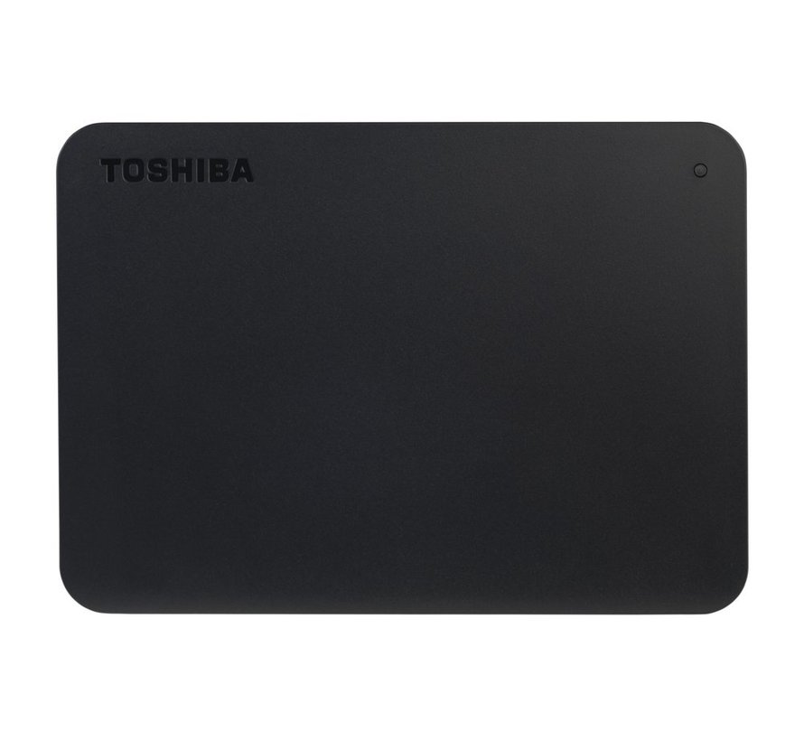 HDD ext.  Canvio 1TB / USB3.0 / 2.5Inch / Black