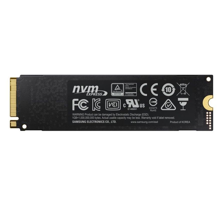 SSD  970 EvoPlus 1TB M.2 NVME 3500MB/s Read 3300MB/s