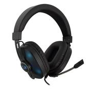 Ewent Play PL3321 Headset Hoofdband Zwart