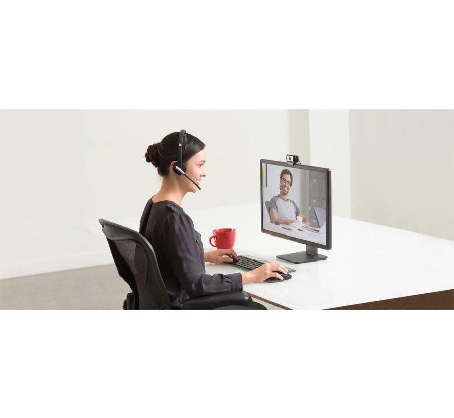 C930e Webcam F-HD USB Zwart