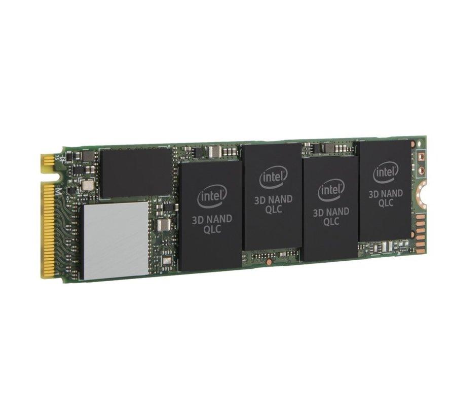 SSD  660P M.2 1TB NVMe PCI 3.0 x4 ( 1800MB / 1800MB )