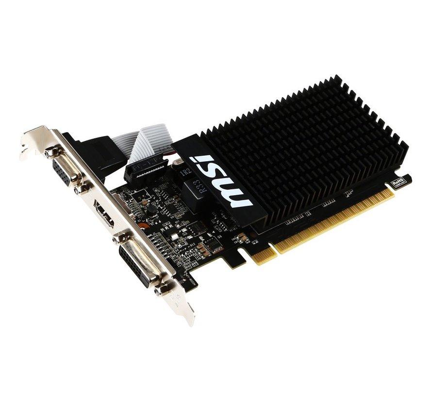 VGA  GeForce GT 710 1GB GDDR3