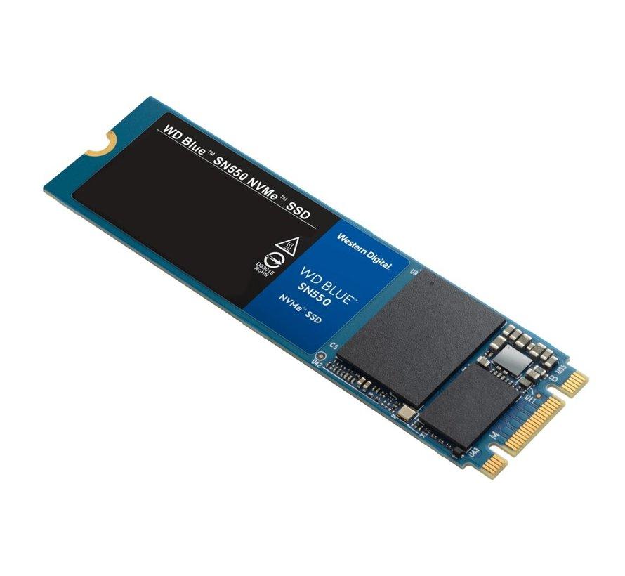 SSD WD Blue SN550 NVMe M.2 500GB PCI Express