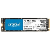 Crucial P2 M.2 1000 GB PCI Express 3.0 NVMe
