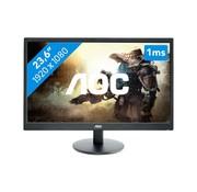 AOC MON  23.6 inch / F-HD / DVI-D / VGA / HDMI / SPK