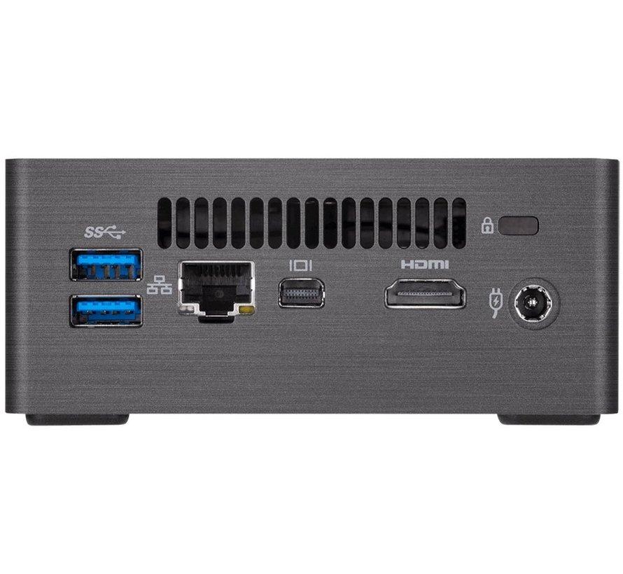 BRIX miniPC / i3-8130U / 2 RAM slots / m.2 slot