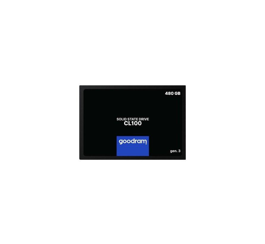 SSD  CL00 480GB( 540MB/s Read 460MB/s)