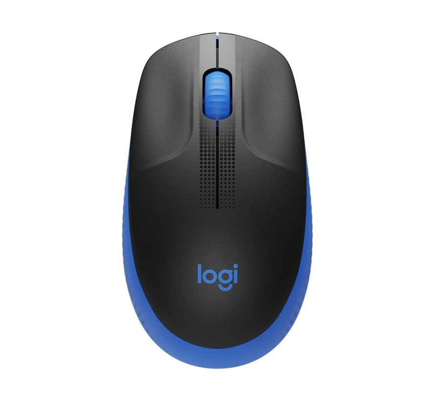 M190 wireless mouse Blue