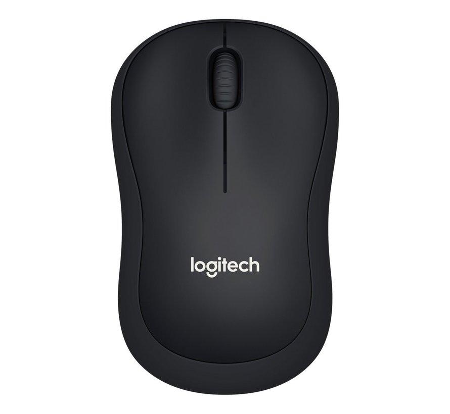 Wireless Mouse M220 Silent Zwart