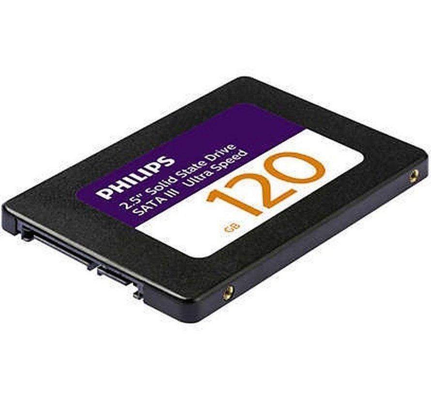 SSD  120GB 2.5inch ( 530MB/s Read 400MB/s )